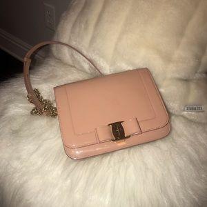 Brand NEW Ferragamo Vara Bow Flap Bag